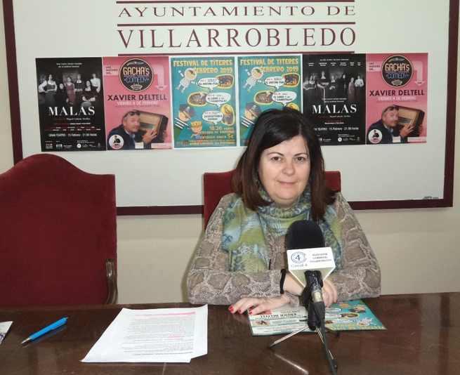Títeres, teatro y exposiciones componen la oferta cultural de febrero en Villarrobledo