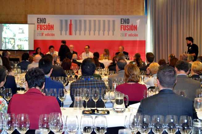 Los productos Gran Selección de CLM participarán en Enofusión, el primer evento enológico del año que se celebra en Madrid Fusión