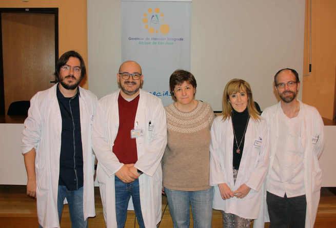 Aumenta la actividad científica de los profesionales sanitarios del Área Integrada de Alcázar de San Juan