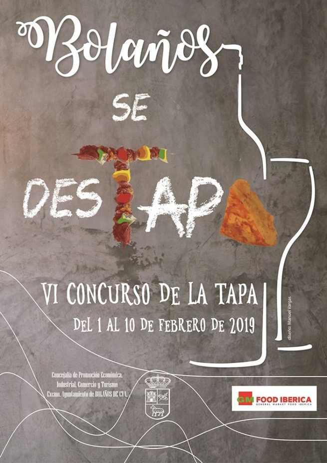 VI edición del concurso de la tapa en Bolaños
