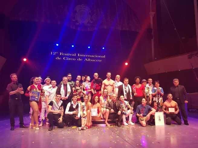 Cabañero adelanta que más 8.500 personas habrán pasado por el Teatro Circo cuando concluya el XII Festival Internacional de Circo y Magia de Albacete