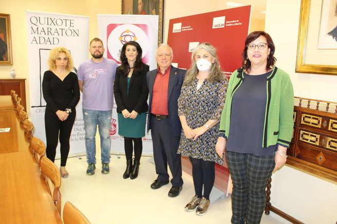 La organización de la 7ª Carrera de la Mujer de Ciudad Real agradece a la UCLM su colaboración para hacerla posible