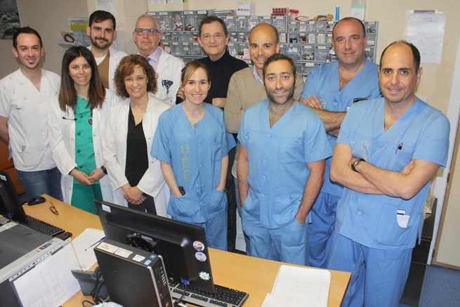 Facultativos del Hospital de Toledo, premiados en la reunión Regional de Neurología por un protocolo multidisciplinar de cirugía de carótidas