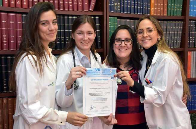 Residentes de Atención Primaria del Área Integrada de Talavera, premiados por un trabajo que analiza la opinión de los pacientes sobre el Sistema MIR