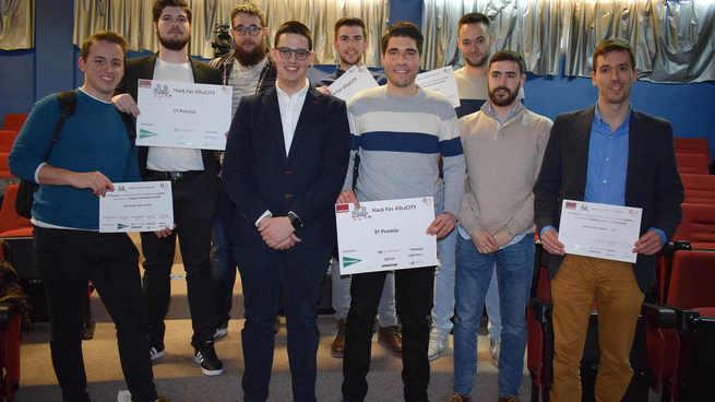 El concurso Hack for AlbaCITY da a conocer a sus premiados en Albacete