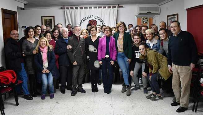 La agrupación socialista de Miguelturra elige a Laura Arriaga Notario, por unanimidad, para revalidar la alcaldía del municipio