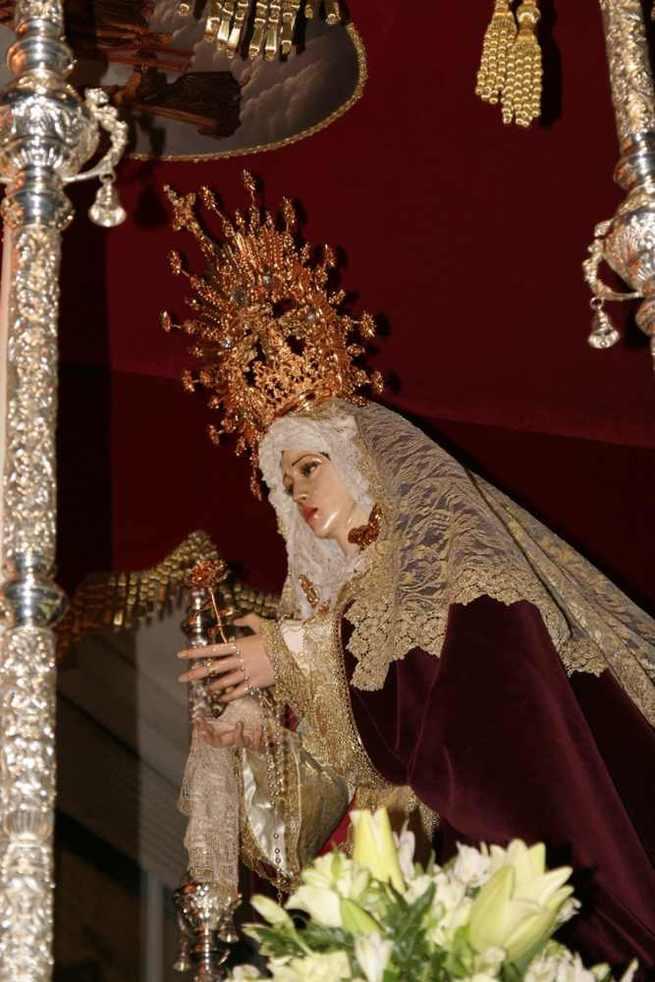 """José Lozano, alcalde de Almodóvar, hará la primera """"levantá"""" a la Virgen"""