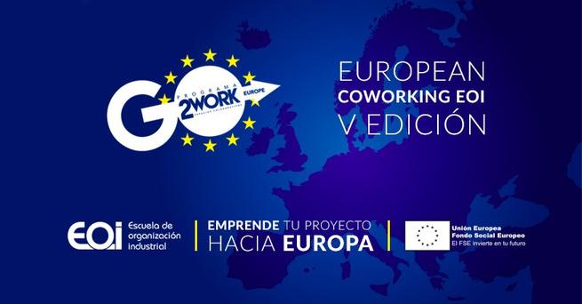 """El CEEI de Guadalajara colabora en la quinta edición del programa """"European Coworkings"""""""
