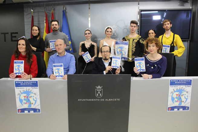 """La temática del programa """"Toca la Banda"""" girará en torno a la historia de la música y recibirá la visita de 6.083 alumnos de Albacete"""