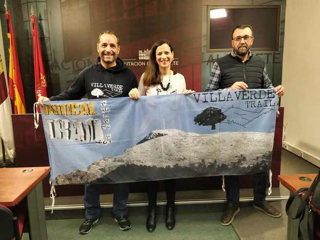 Villaverde de Guadalimar hace de su Vertical Trail el mejor reclamo turístico del municipio