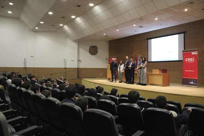 Arranca la semana europea del emprendimiento del CEEI de Guadalajara