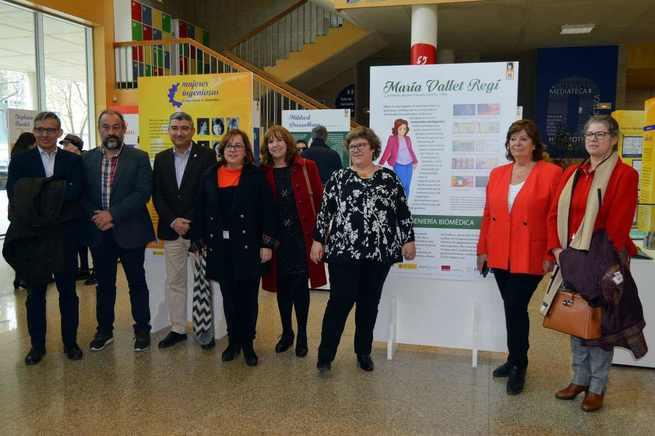 """""""Mujeres Ingeniosas"""" para conmemorar el Día Internacional de la Mujer y la Niña en la Ciencia"""