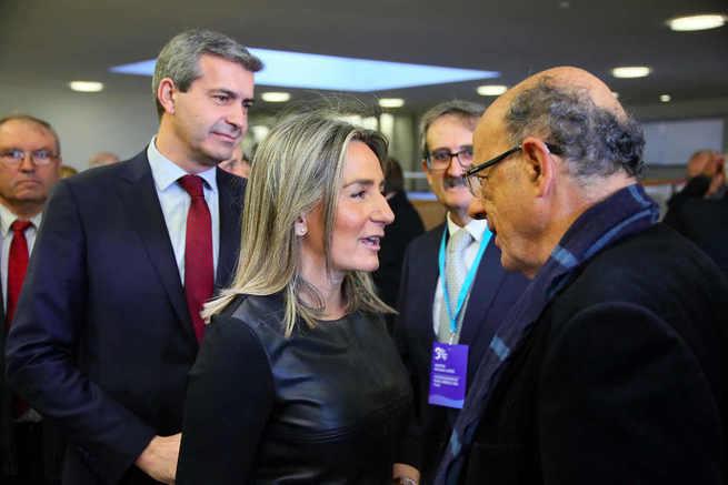 La alcaldesa de Toledo trasladará al Gobierno de España las conclusiones y reivindicaciones de los expertos del III Foro Ibérico del Tajo