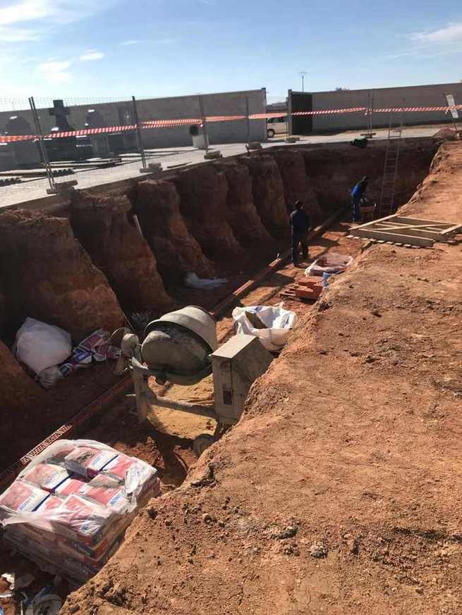 El Cementerio Municipal de Miguel Esteban contará con más fosas y nichos