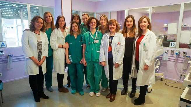 El Hospital de Toledo implanta el programa de cuidados paliativos perinatales para mejorar la atención a los recién nacidos y sus familias