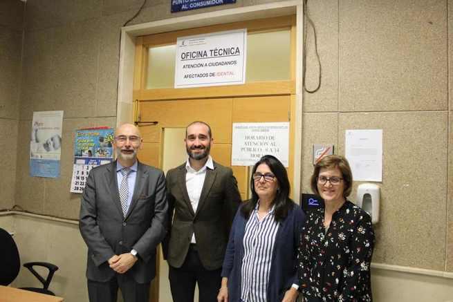 La Oficina técnica de atención a personas afectadas por el caso iDental ya está operativa en la Dirección Provincial de Sanidad de Albacete