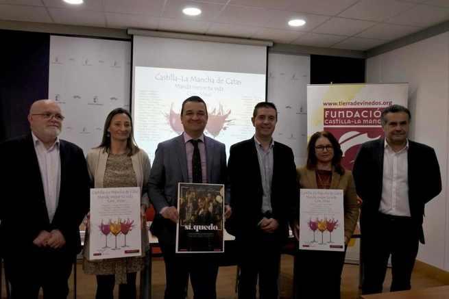 El Gobierno regional promueve la cultura del vino entre los jóvenes con una campaña de 39 catas comentadas a través de la Fundación Tierra de Viñedos y la OIVE