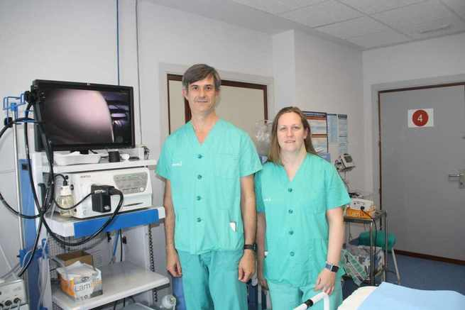 El Hospital de Virgen de la Luz de Cuenca pone en marcha una nueva consulta monográfica de patología pancreática