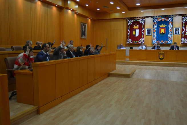 Aprobada por mayoría la modificación del POM para el cierre de la circunvalación Sur en Talavera de la Reina