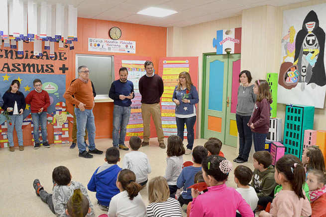 El Ayuntamiento de Azuqueca de Henares refuerza el programa municipal de Apoyo al Plurilingüismo