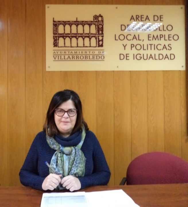 Trinidad Moyano pone en valor la recuperación de la Agencia de Desarrollo Local durante esta legislatura en Villarrobledo