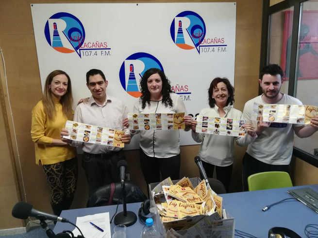 Sorteados los premios de la 8ª Ruta de las Tapas de Villacañas