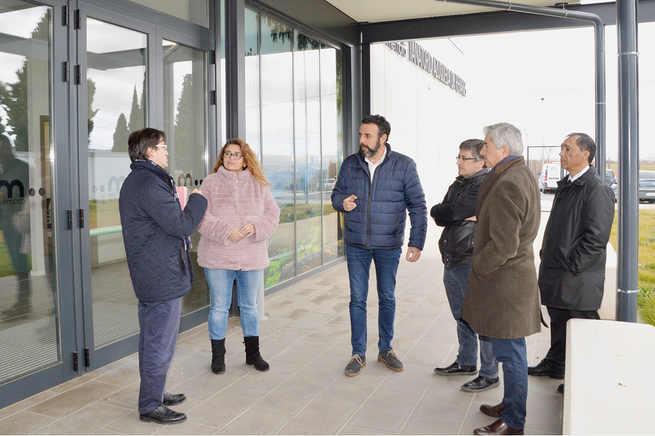 Finalizan las obras de construcci n del tanatorio municipal de azuqueca de henares objetivo - Tanatorio valdepenas ...