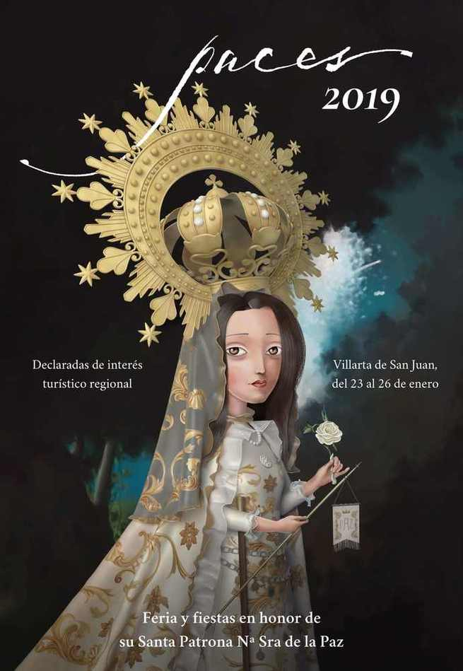 """Villarta de San Juan se prepara para vivir intensamente su fiesta grande, """"Las Paces"""", una explosión de sonido, humo y fe"""