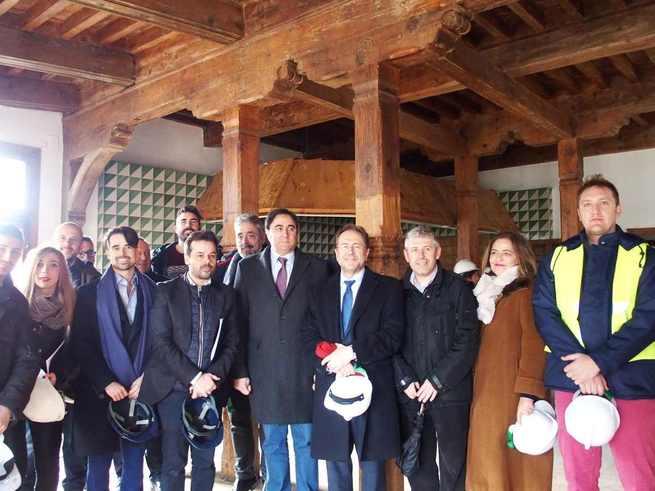 El nuevo restaurante Casas Colgadas devolverá el esplendor al edificio más emblemático de Cuenca