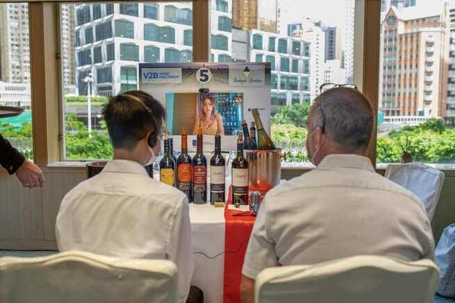 Castilla-La Mancha realiza el primer encuentro comercial B2B virtual en Hong Kong con ocho bodegas de la región