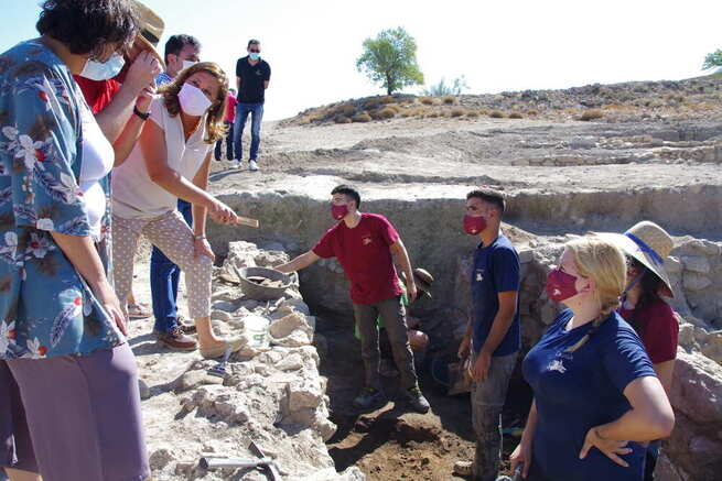 El Gobierno regional cumplirá antes de finalizar el año su compromiso de convertir a Libisosa en el sexto parque arqueológico de Castilla-La Mancha