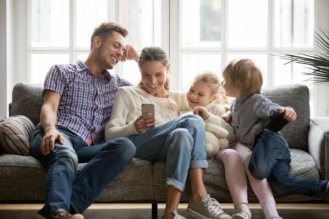 Guía para mantener a tus hijos seguros online