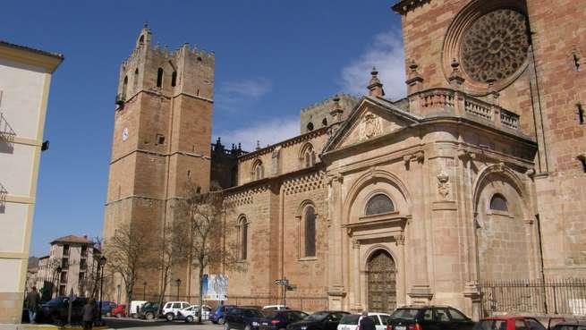 Visitas guiadas a los retablos de Santa Librada y don Fadrique de la Catedral de Sigüenza