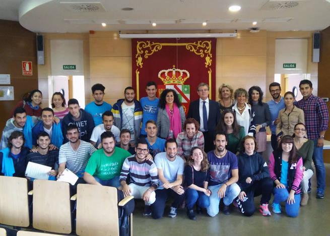 Imagen: Entregados los premios del XXV Trofeo Rector en Talavera de la Reina