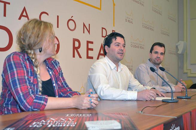 Imagen: Presentada la XXV Muestra Provincial de Teatro de la Diputación de Ciudad Real
