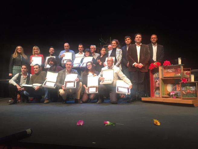 Imagen: El grupo de Teatro Carpe Diem, de Tomelloso, obtiene el primer premio de la XXXV Muestra Provincial de la diputacion