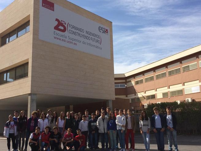 Imagen: La UCLM acoge en Ciudad Real una nueva edición del programa Estalmat