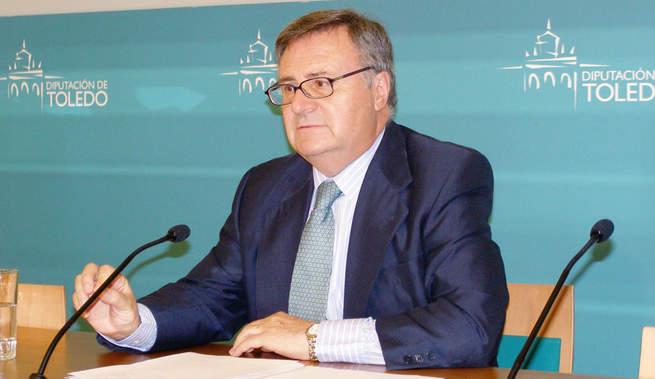 imagen de La Diputación de Toledo recibe el reconocimiento por Ciudad de Vascos y los Baños del Robledillo