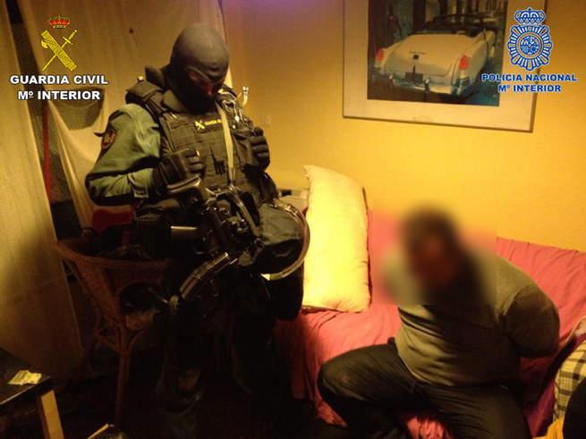 imagen de Desarticulada una peligrosa organización criminal responsable del secuestro y asesinato de un joven gaditano