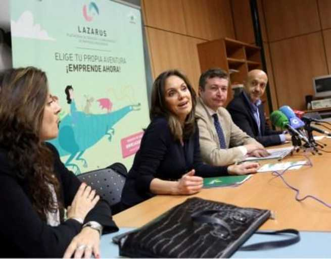 imagen de Dos emprendedores de Lazarus, elegidos para representar a España en la Cumbre Web de Dublín
