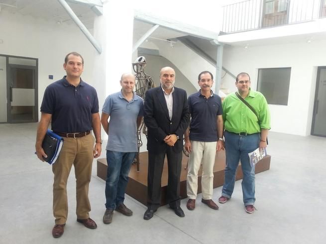 imagen de Objetivo CLM visita Manzanares