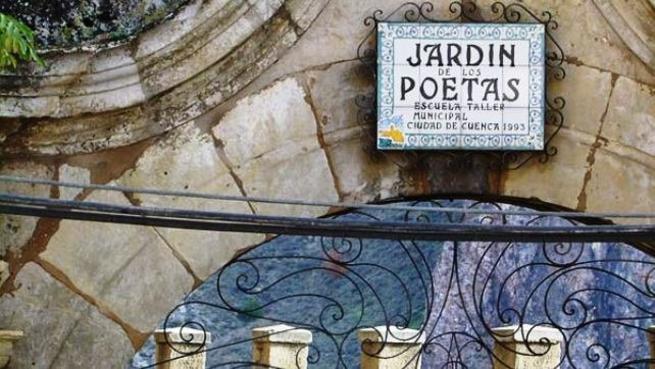 Imagen: Cuenca está próxima a recuperar el Jardín de los Poetas como nueva zona de ocio e interés turístico y social