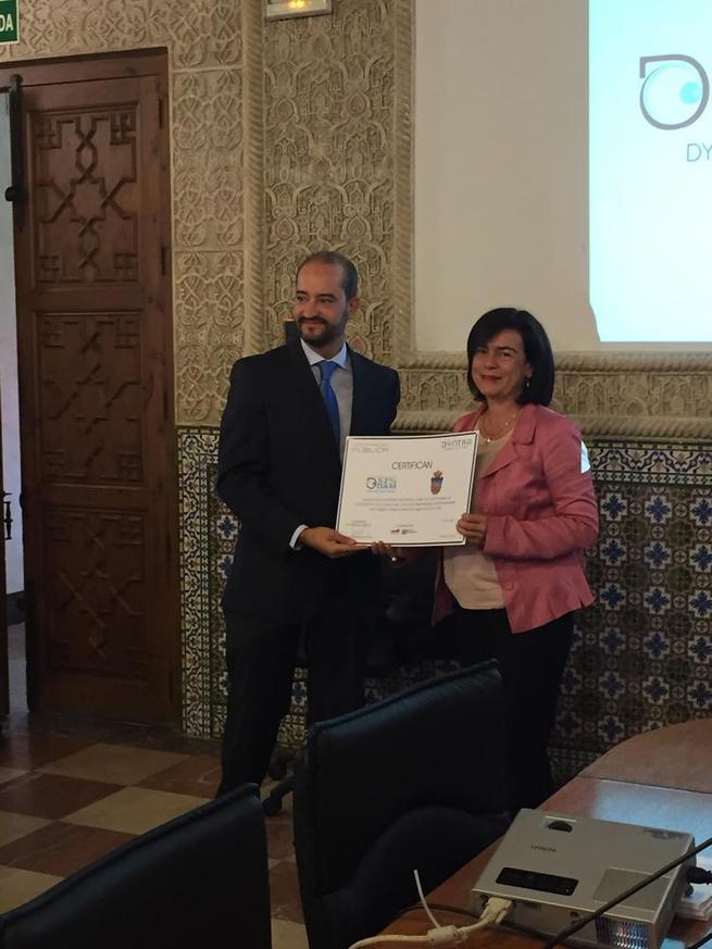 """Imagen: El Ayuntamiento de Guadalajara, Premio  """"Transparencia Pública de Castilla-La Mancha"""""""