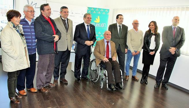 Imagen: La Fundación Caja Rural CLM reúne por primera vez en España 18 casos de éxito en la inclusión de personas con discapacidad