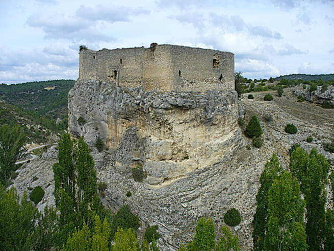 imagen de Castillo de Arbeteta