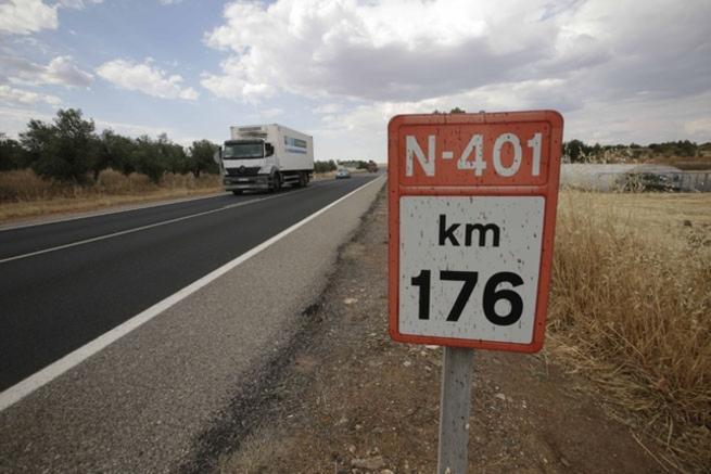 Imagen: Fomento adjudica por 1,8 M€ obras de rehabilitación del firme de varias carreteras en Ciudad Real