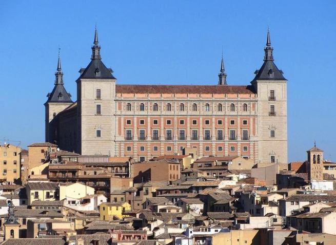 imagen de Alcázar de Toledo