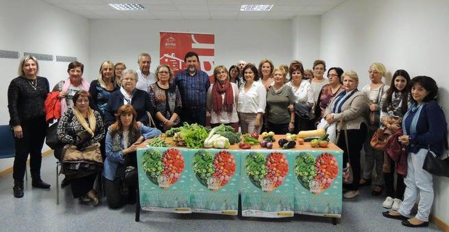 Imagen: 8.000 mujeres y familias de toda España conocen los beneficios de la Agricultura Ecológica gracias a AMFAR