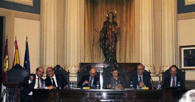 Imagen: Jornada sobre la Jurisdicción Voluntaria en el Colegio Notarial de Castilla- La Mancha