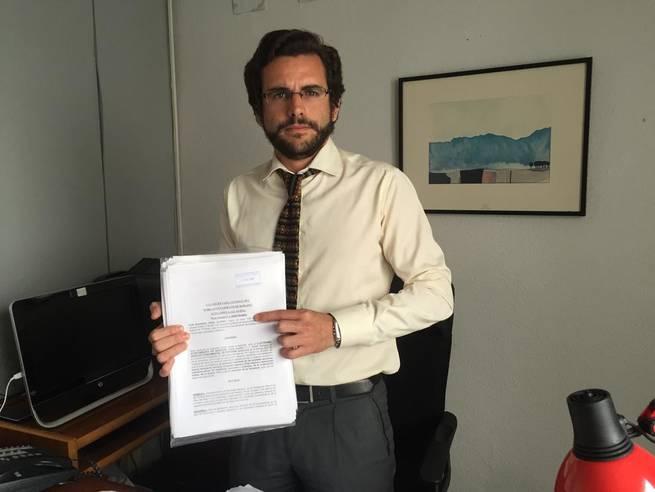 Imagen: Un abogado pide a la Junta que elabore un catálogo de vestigios franquistas